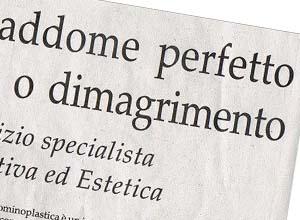 Riconquistare un addome perfetto dopo la gravidanza o dimagrimento. Intervista al Dr. Maurizio Saturno, specialista in Chirurgia Plastica Ricostruttiva ed Estetica.